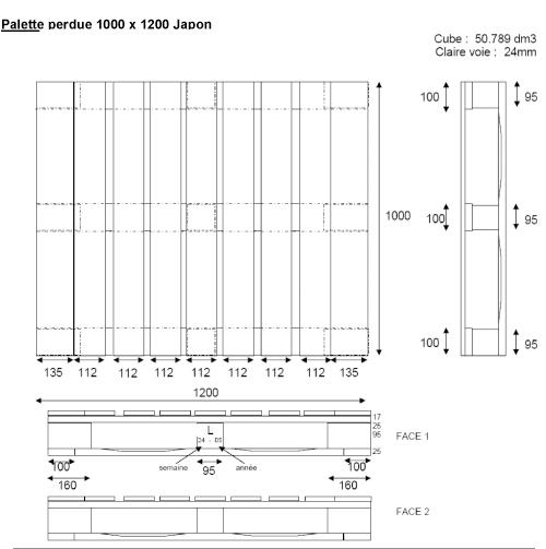 dimension palette europe maison design. Black Bedroom Furniture Sets. Home Design Ideas